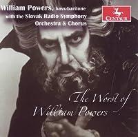 Worst of William Powers by JUDITH CLOUD / ELISENDA FABREGA (2011-03-29)