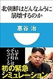 北朝鮮はどんなふうに崩壊するのか(小学館101新書)