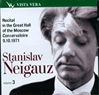 Great Russian Pianists. Stanislav Neigauz vol.3