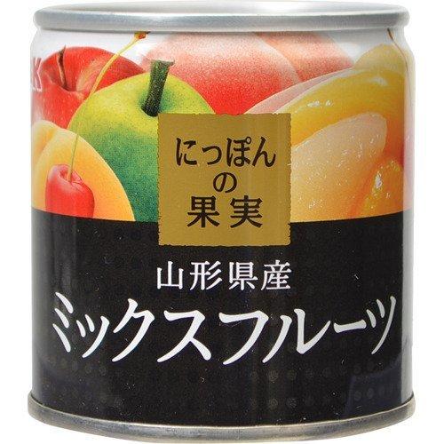 KK にっぽんの果実 ミックスフルーツ 195g