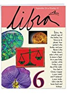 Libra誕生日ジョーク用紙カード 1 Jumbo Birthday Card & Enve. (J9448)