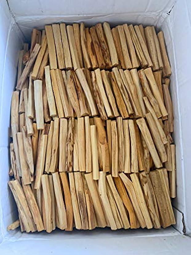 空虚インタビュー賞賛Palo Santo Holy Wood Incense Sticks 2 Lbサイズバッグ