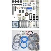 すぃーっと合格 第二種電工試験練習用器具+ケーブル3回用セット(30年版)