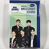 BIGBANG (ビッグバン)/フォトメッセージカード30枚セット(K-POP/韓国製)