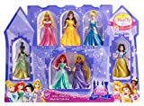 Disney Princess Little Kingdom Magiclip 7-Doll Giftset [並行輸入品]