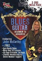 Blues Guitar Mega Pack [DVD] [Import]