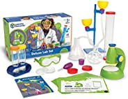 Learning Resources LER0826 Primary Science Deluxe Lab Set