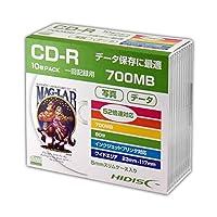 磁気研究所 HDCR80GP20 HD データ用CD-R 20枚 スピンドル