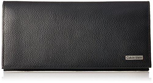 [カルバンクライン] Calvin Klein 長札 79219【並行輸入品】 79219 BLACK (ブラック)