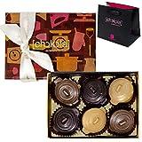 (セバスチャン・ブイエ) Sébastien BOUILLET ココットショコラ 6個入り チョコレート アソート バレンタイン ギフト ショップバッグ付