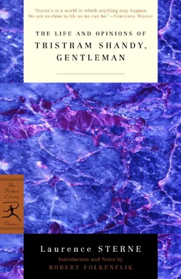 The Life and Opinions of Tristram Shandy, Gentleman (Modern Library Classics) (English Edition)