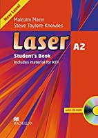 Laser A2. Student's Book + CD-ROM: includes Material for KET