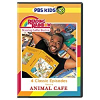 Reading Rainbow: Animal Cafe [DVD] [Import]