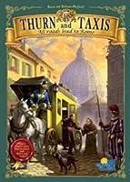 郵便馬車拡張セットII -すべての道はローマに通ず- (Thurn und Taxis: Alle Wege führen nach Rom) (英語版) ボードゲーム