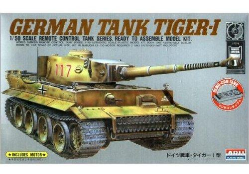 1/50 リモコンタンク No.2 タイガー1型