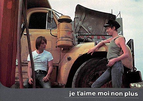 [映画パンフレット]ジュ・テーム・モワ・ノン・プリュ je t'aime moi non plus (1976年/フランス) / 監督:セルジュ・ゲンズブール 出演:ジェーン・バーキン[1995年7月22日発行]