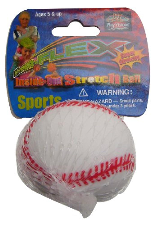 ラングスジャパン(RANGS) ハイパーフレックス ストレッチボール小 ベースボール ハンドルアクセサリー