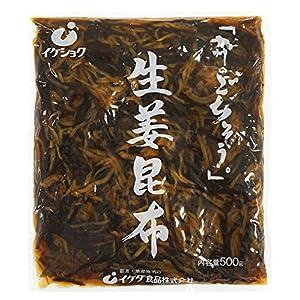 イケダ食品 生姜昆布 500g×5個