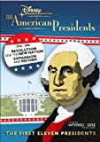 American President: 1754-1861 Revolution & New [DVD] [Import]