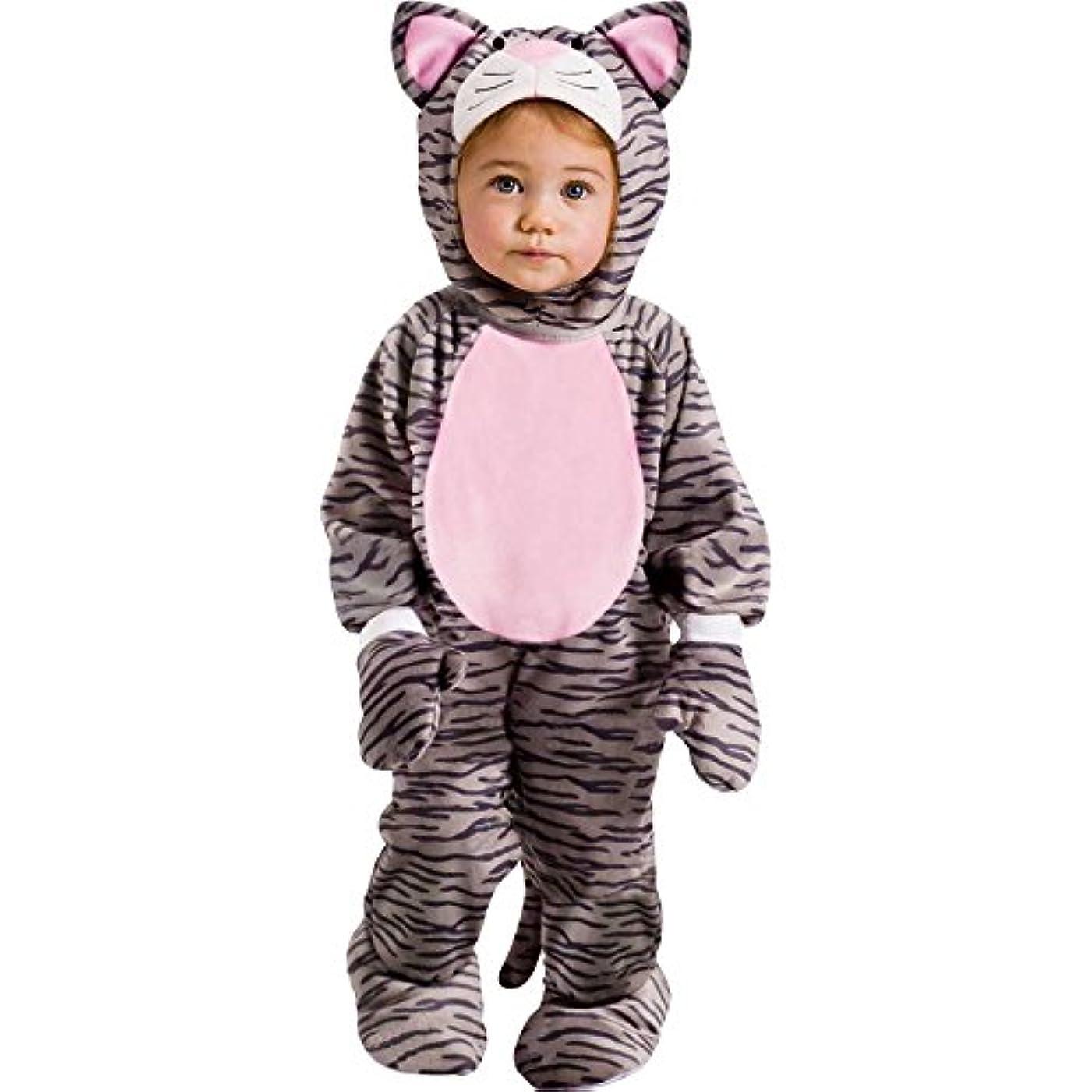 大学院偽善者スナップLittle Stripe Kitten Infant Costume リトルストライプ子猫幼児コスチューム サイズ:Infant (6/12 Months)