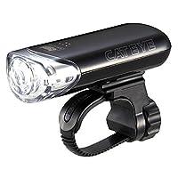 CATEYE(キャットアイ):LEDヘッドライト HL-EL140 ブラック 5341930