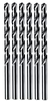 Irwin Tools 80171 No. 71 General Purpose HSS Wire Gauge Jobber Length, Pack of 6 by Irwin Tools