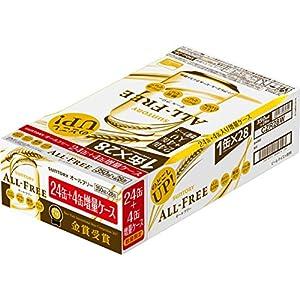 サントリー オールフリー 350ml×24本+4本増量 ノンアルコールビールテイスト飲料