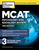 MCAT Psychology and Sociology Review, 2nd Edition (Graduate School Test Preparation)