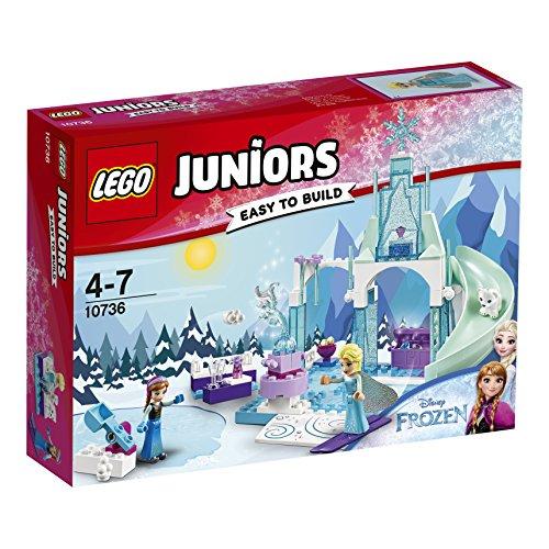 レゴ(LEGO)ジュニア アナとエルサの雪の公園 10736