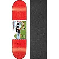 Enjoi Skateboards Ben Raemers犬Pooper BBQスケートボードデッキresin-7 – 8