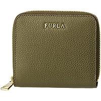 フルラ(FURLA) 2つ折り財布 PR84 VTO 903753 バビロン モスグリーン [並行輸入品]