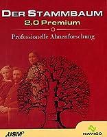 Der Stammbaum 2.0 Premium. CD-ROM für Windows