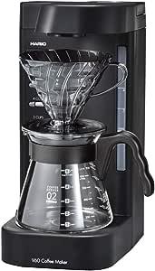 HARIO (ハリオ) ハリオ V60 珈琲王2 コーヒーメーカー 透明ブラック EVCM2-5TB