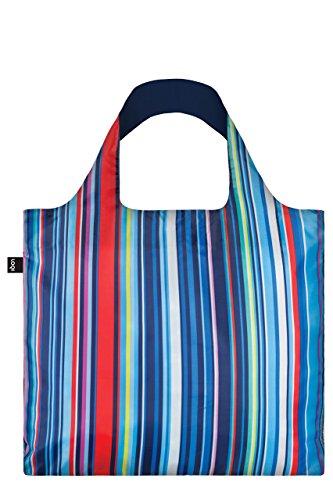 NAUTICAL Stripes Bag: 50 x 42c...
