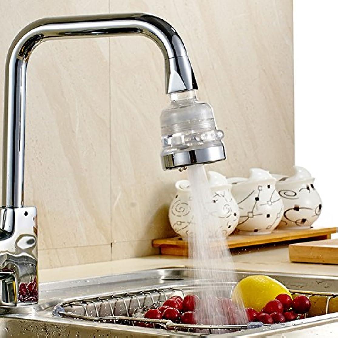 状態交通関与するocamo anti-splash蛇口フィルタTip取り外し可能水フィルタスプレータップ付き水Strainerキッチン用品