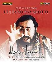 ルチアーノ・パヴァロッティ:生誕80周年記念BOX(Blu-ray, 3Discs)
