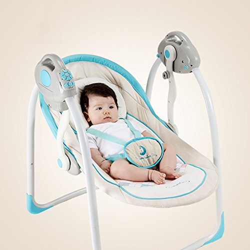 【赤ちゃんもぐっすり】おすすめ電動バウンサー人気商品10選のサムネイル画像
