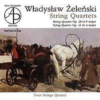 Zelenski: String Quartets