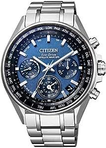 [シチズン]CITIZEN 腕時計 ATTESA アテッサ Eco-Drive エコ・ドライブ GPS衛星電波時計 F950 ダブルダイレクトフライト CC4000-59L メンズ