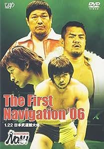 PRO-WRESTLING NOAH The First Navigation '06 1.22日本武道館大会 [DVD]