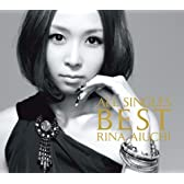 ALL SINGLES BEST~THANX 10th ANNIVERSARY~(初回限定盤)(DVD付)