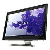 中古パソコン 一体型PC SONY VAIO VPCL23AJ Core i7 2860QM 2.5-3.6GHz 8GB 2TB ブルーレイ Office 3波TV Windows10 Windows7 24型ワイド タッチパネル