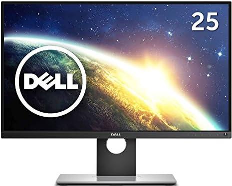 Dellディスプレイ モニター UP2516D 25インチ/WQHD/IPS非光沢/6ms/DPx2(MST),HDMI/AdobeRGB100%/USBハブ/フレームレス/3年間保証