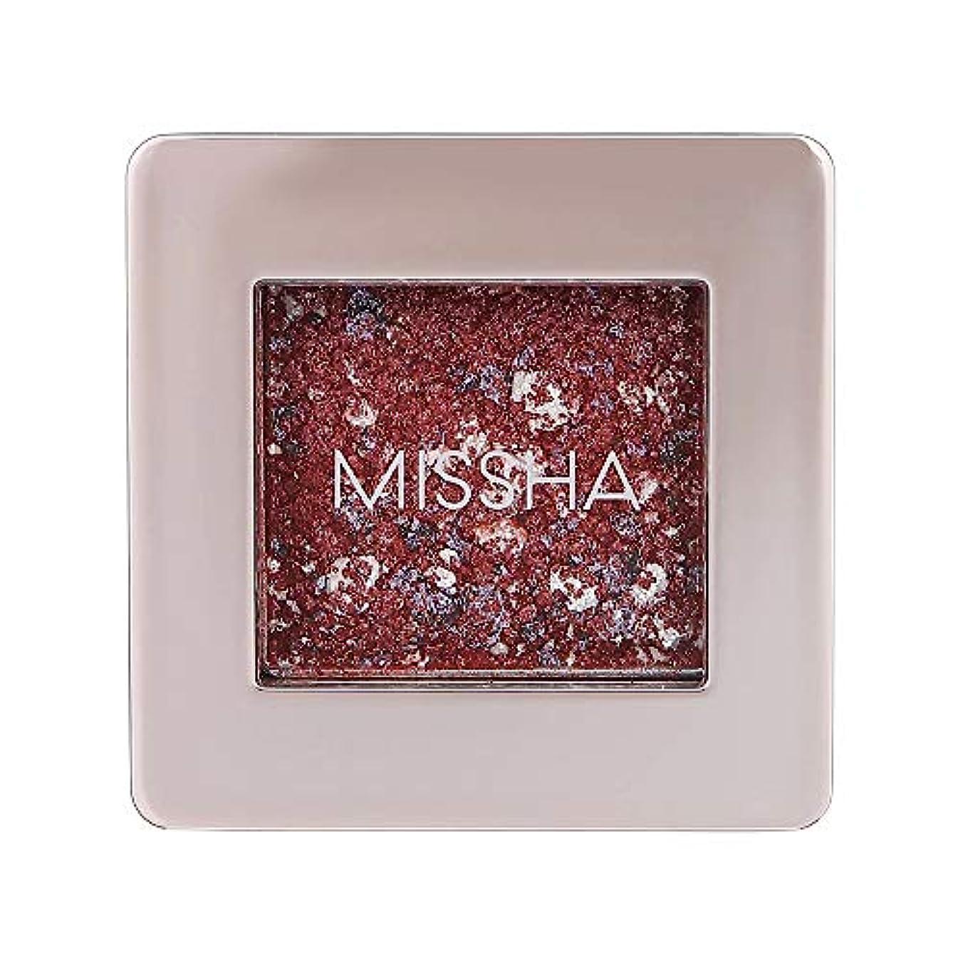 差別的ビリーヤギペレグリネーションMISSHA(ミシャ) ミシャ グリッタープリズム シャドウ アイシャドウ GBG01 1個