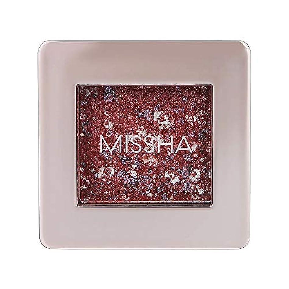 薄めるチャップを通してMISSHA(ミシャ) ミシャ グリッタープリズム シャドウ アイシャドウ 1個