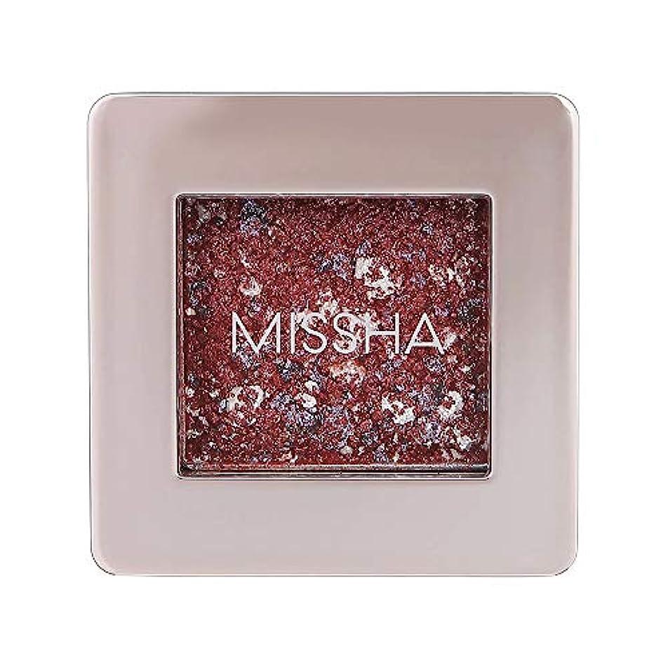 騒ワゴン溶融MISSHA(ミシャ) ミシャ グリッタープリズム シャドウ アイシャドウ GBG01 1個