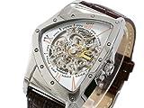 [コグ]COGU フルスケルトン 自動巻き 腕時計 BS00T-WRG