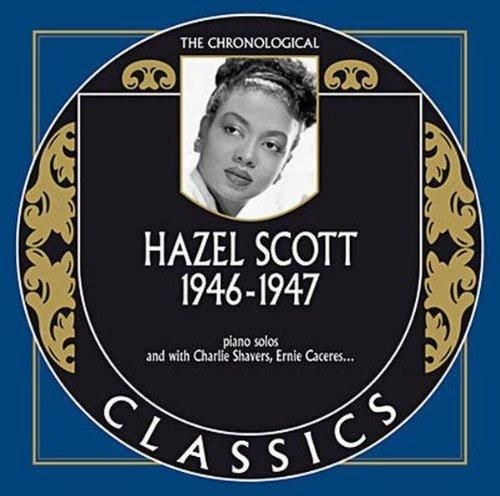 1946-47 - Hazel Scott