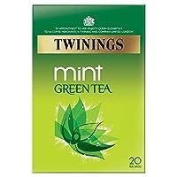 1パックトワイニングのミントグリーンティー20 (x 6) - Twinings Mint Green Tea 20 per pack (Pack of 6) [並行輸入品]
