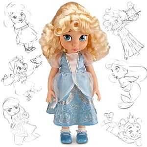 Disney USディズニー公式シンデレラ Cinderella ディズニーアニメーターズコレクションドール 人形 フィギ